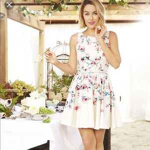 Spring party dress